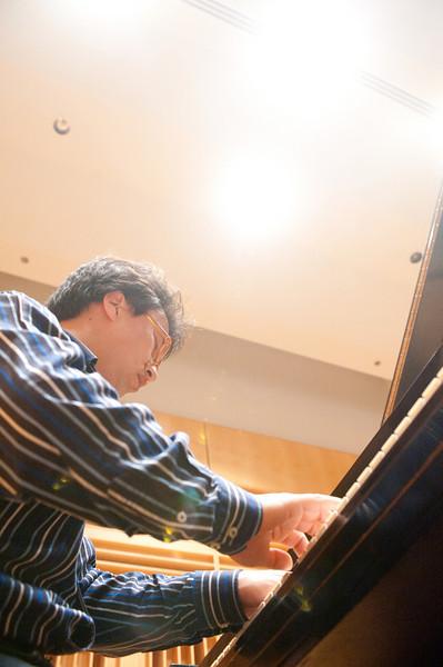 Music graduate student