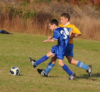 Sacred Heart Soccer October 2008