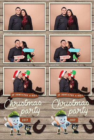 EP Dentistry 4 Kids Christmas Party