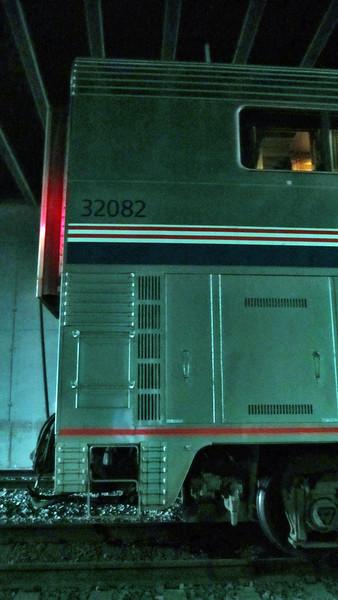 Amtrak's California Zephyr - Eastbound
