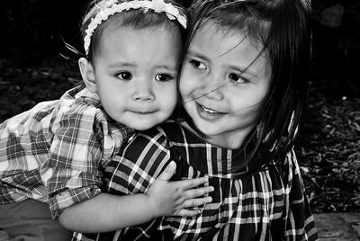 Ava & Aizlynn