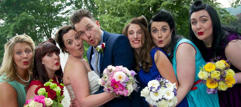 Laura and Ben Wedding