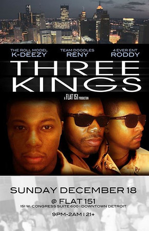 Three Kings 12-18-2011