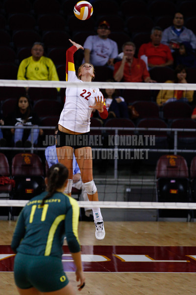USC vs Oregon 10/14/11