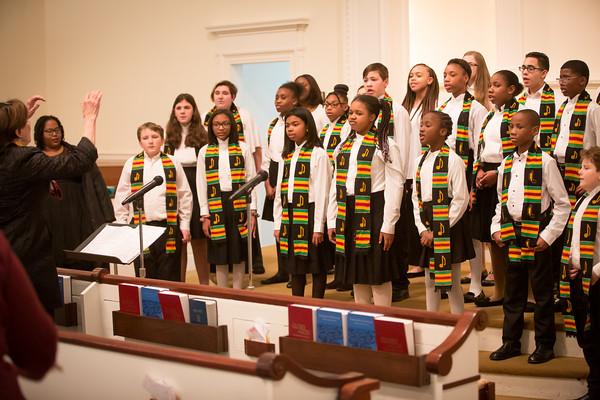TCC Black History Concert