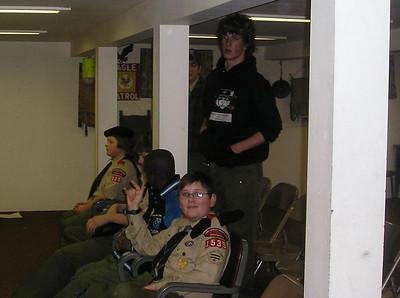 Troop Meeting - Mar 28