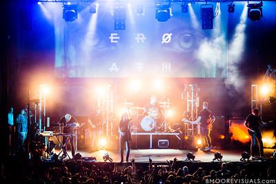 Underoath - Jannus Live, St. Petersburg - 3/16/16