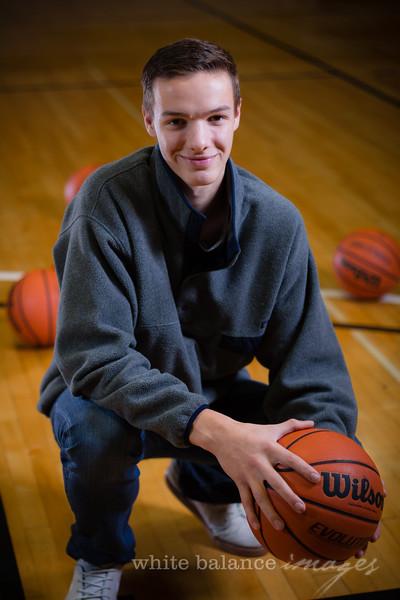Zach Barbarick Senior Portraits