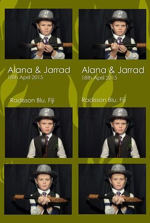 Alana & Jarrad