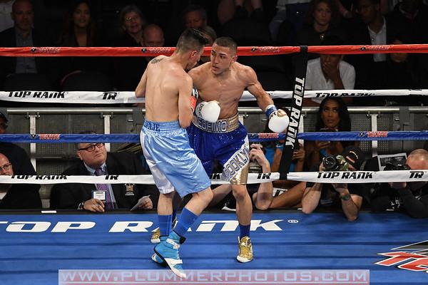 Teofimo Lopez III Defeats Ronald Rivas by Second Round KO