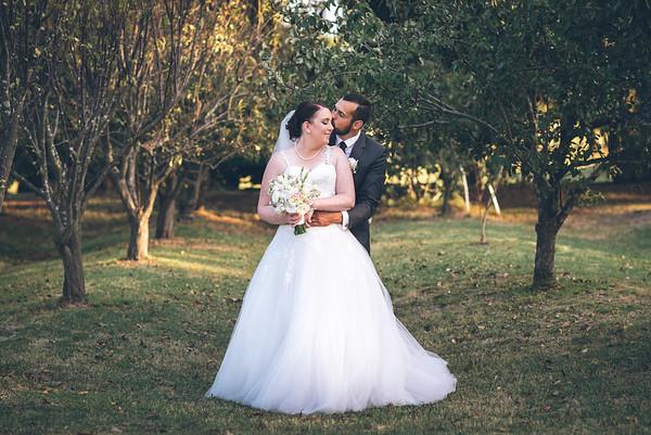Rhys & Temika's Wedding Portraits