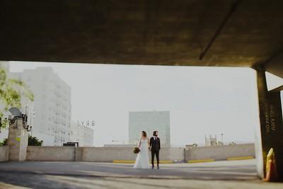 Devon & Iian. Married.
