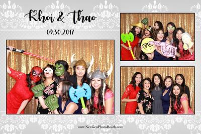 Khoi & Thao's Wedding Part Two 9/30/17