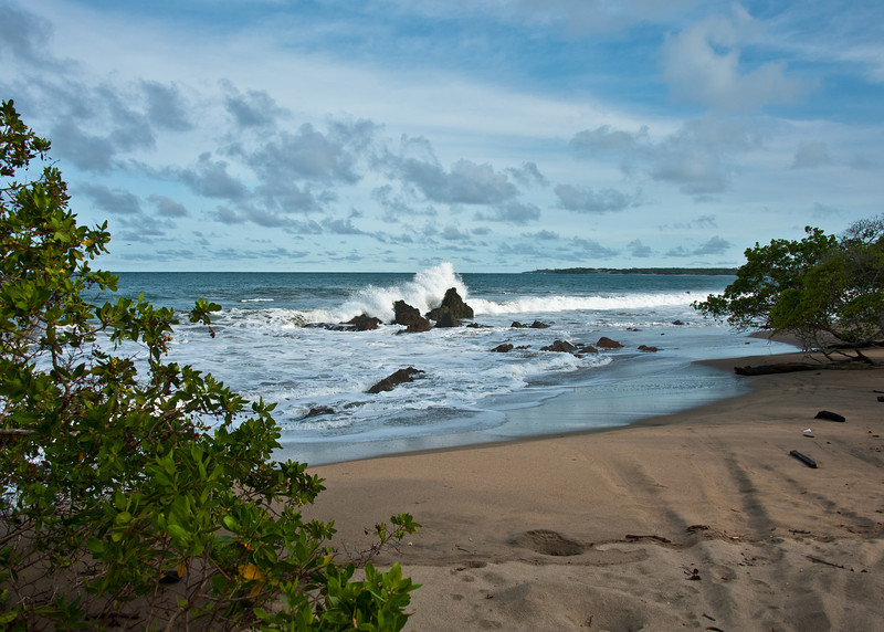 Costa Pedasi beach