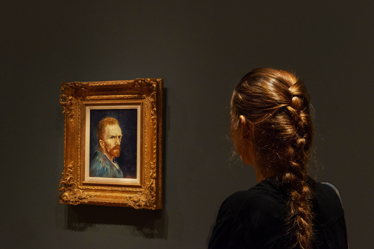 Van Gogh and the Viewer