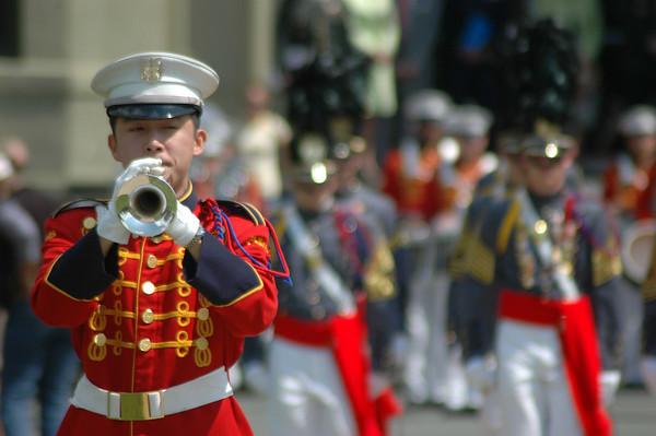 Military Ball Parade
