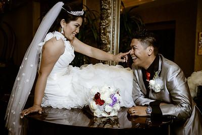 Tababan Wedding Portraits