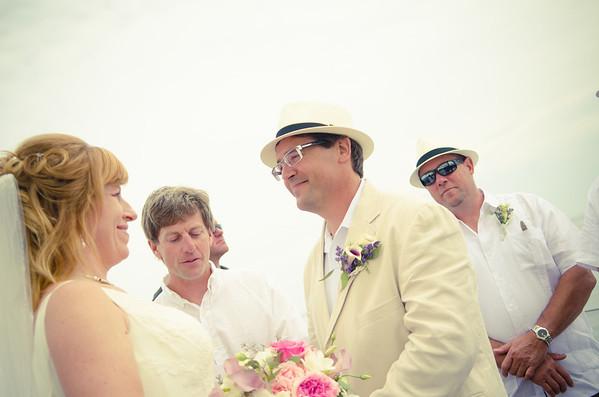 Karen and Carlos Get Married