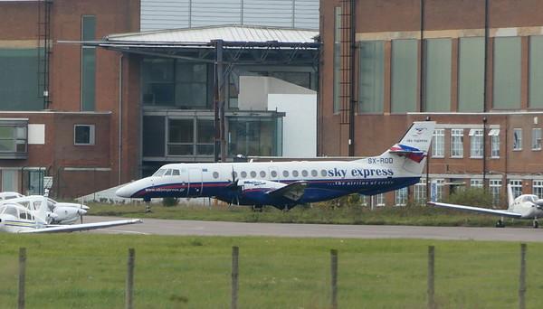BAE / Handley Page Jetstream