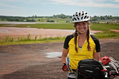 Biking PEI: Day Three: Red Point PP–Georgetown