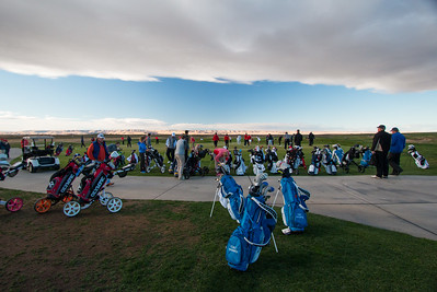 Dex Golf - NWAC Fall League Match - Wine Valley
