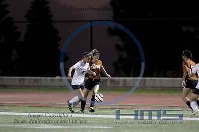 Pac-Five Girls Soccer - KS 12-11-13