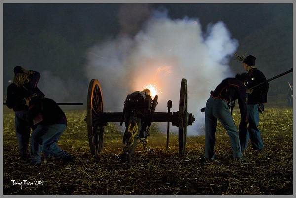 Civil War Re-enactments (II)