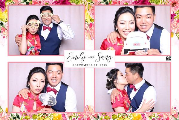 09-21-19 Emily & Sang (Wedding)