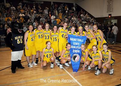 Basketball Team Pics