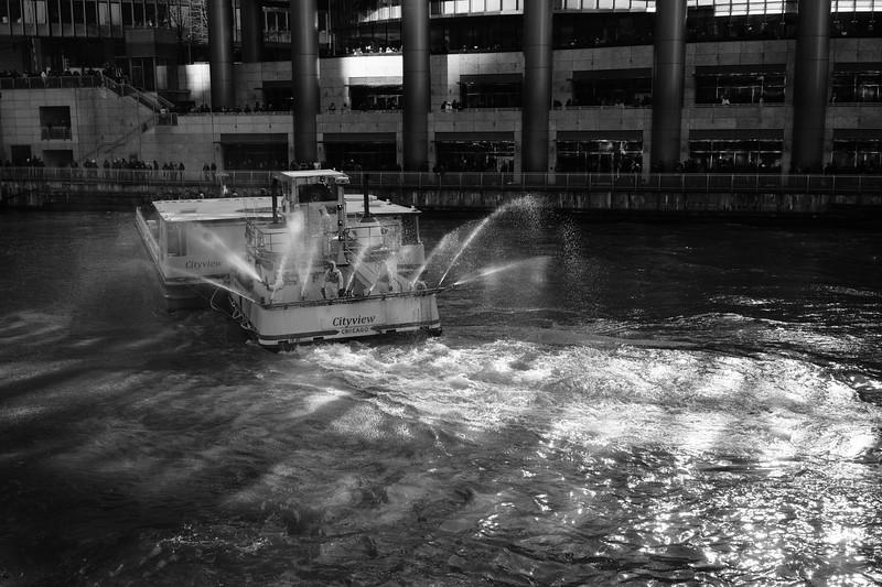 Cityview's Spray into Light