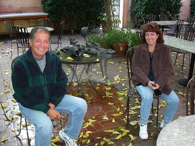 Mom & Dad in San Francisco