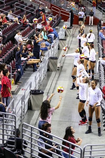USC vs Marquette 08/26/16