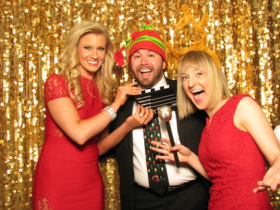 Booz Allen Hamilton Holiday Party (12.17.16)