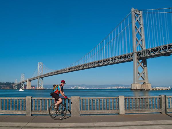 2010 San Francisco Unicycle Tour