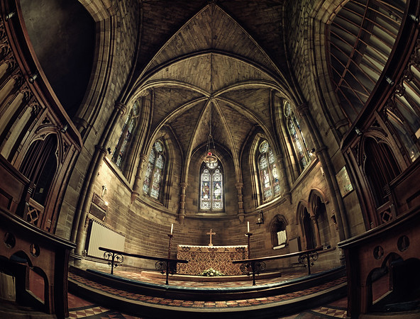 Fisheye Church