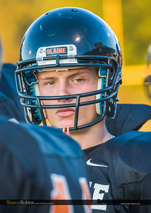 Blaine HS Football 2012 Terry Fox