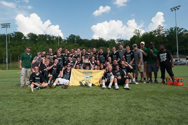 2015 VHSL 4A Boys Lacrosse Championship