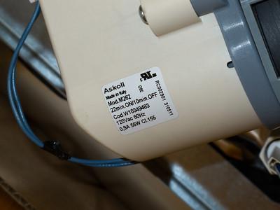 2011.10.03 Whirlpool Dishwasher
