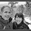 2018-03-14 Barkhamsted Reservoir Rock Overlook Snow V(1) Sandy Tony Selfie Mom Dad-02-01