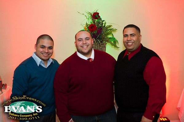 Evans Holiday Party