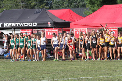 Benzie-Pete Moss Invite- Varsity Girls Big Schools
