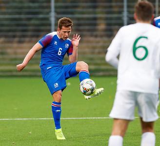 U21 karla - Ísland - Íralnd - 15. október 2019