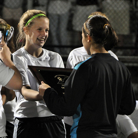 STAB wins first girls soccer title 2012
