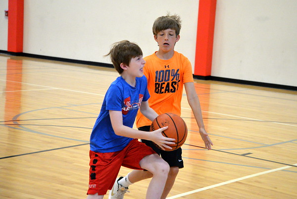 Boys Developmental Basketball