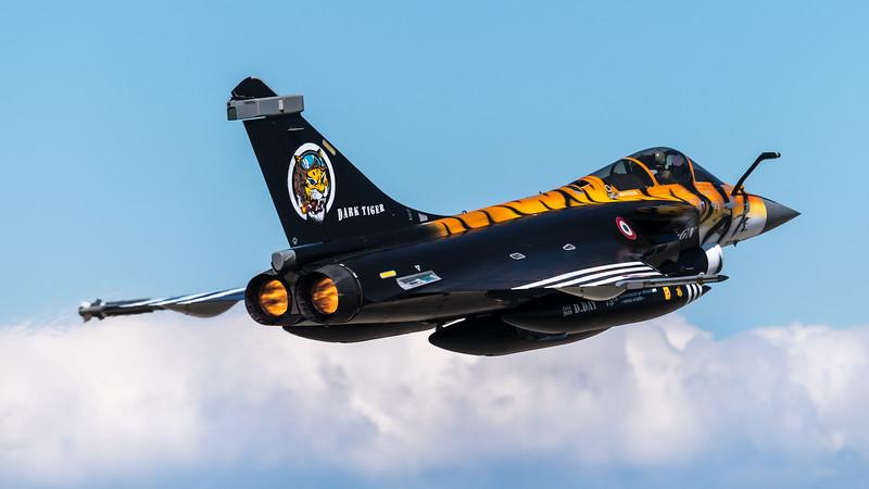 FAF EC 3-30 / Dassault Rafale C / 30-GN / Dark Tiger Livery