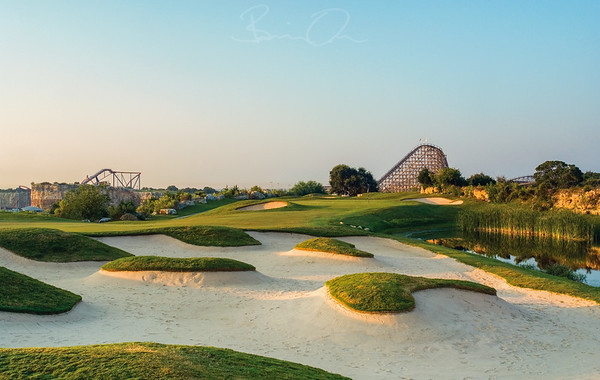 La Cantera Golf Photography