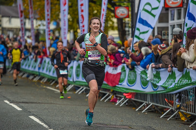 Snowdonia Marathon Finish Between 2.42 - 3.30