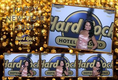 Hard Rock Casino NYE