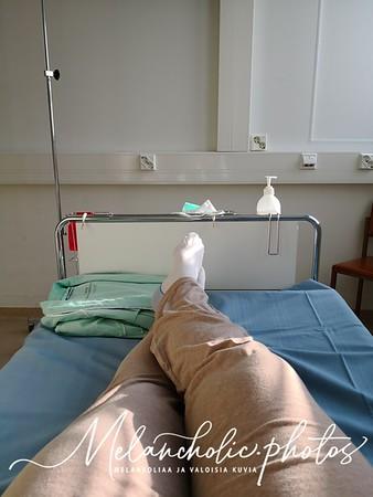 Essure-implantien aiheuttaman leikkauksen nro 4 toipumista..