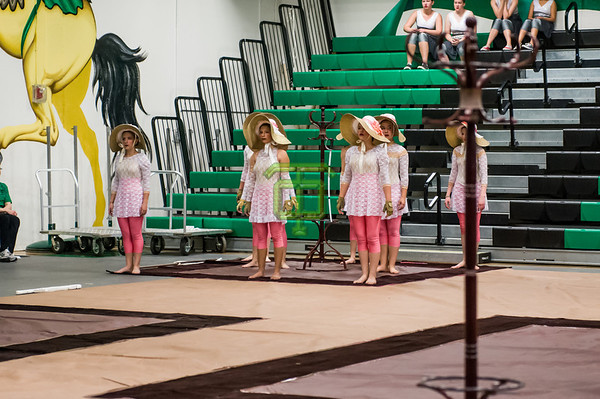 Thousand Oaks Winter Guard